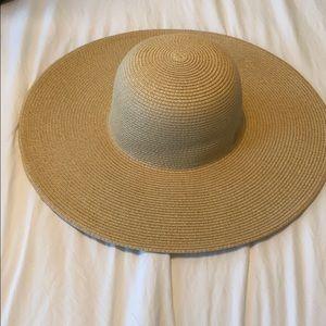 NWT Jcrew Straw Hat